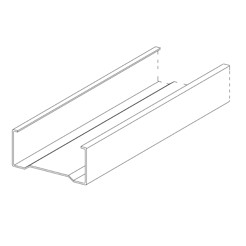 Slimline Ceiling Channel