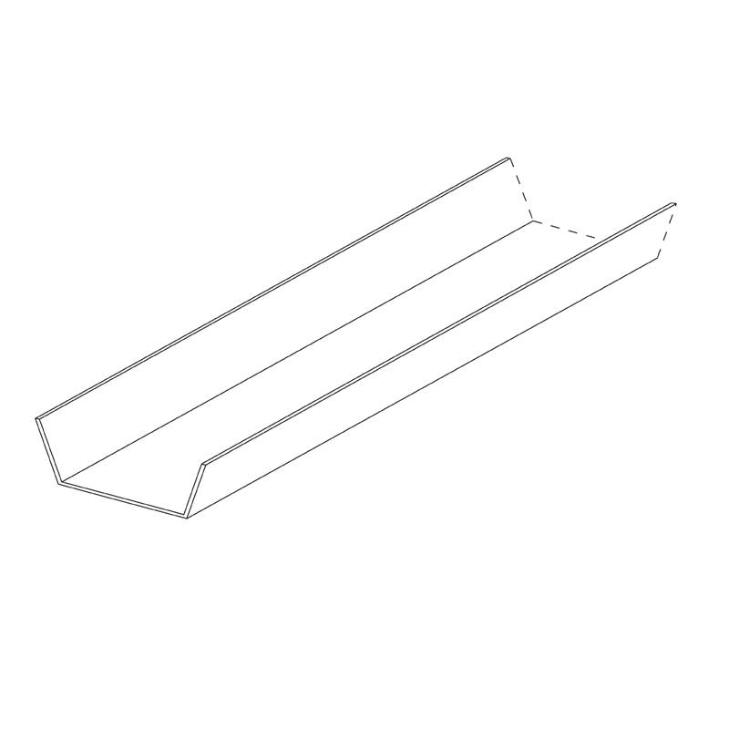 4143 Nail-Up Batten Extension