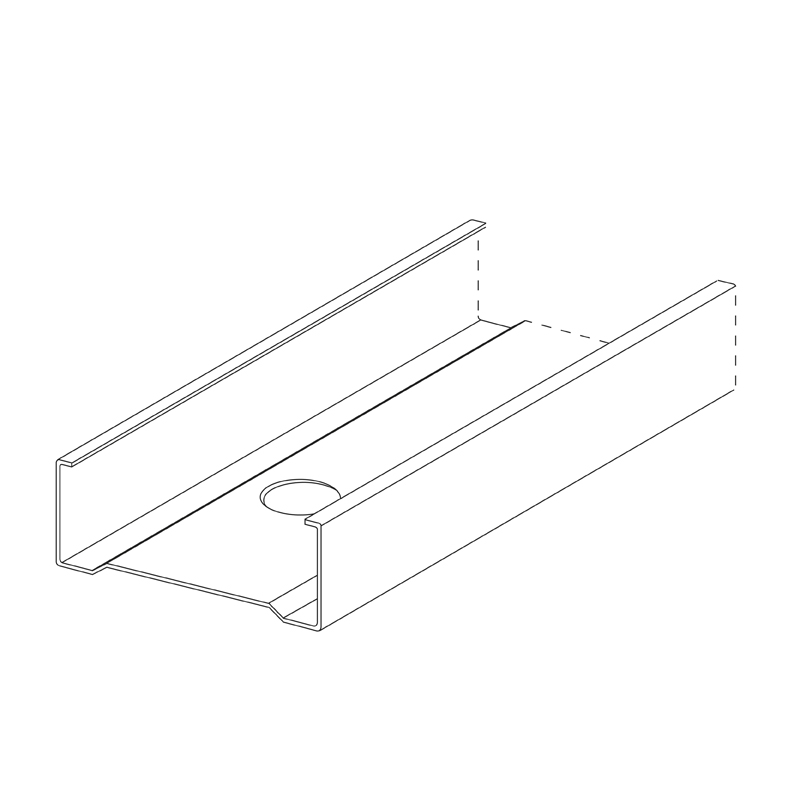 64mm Stud Load Bearing 0.75mm