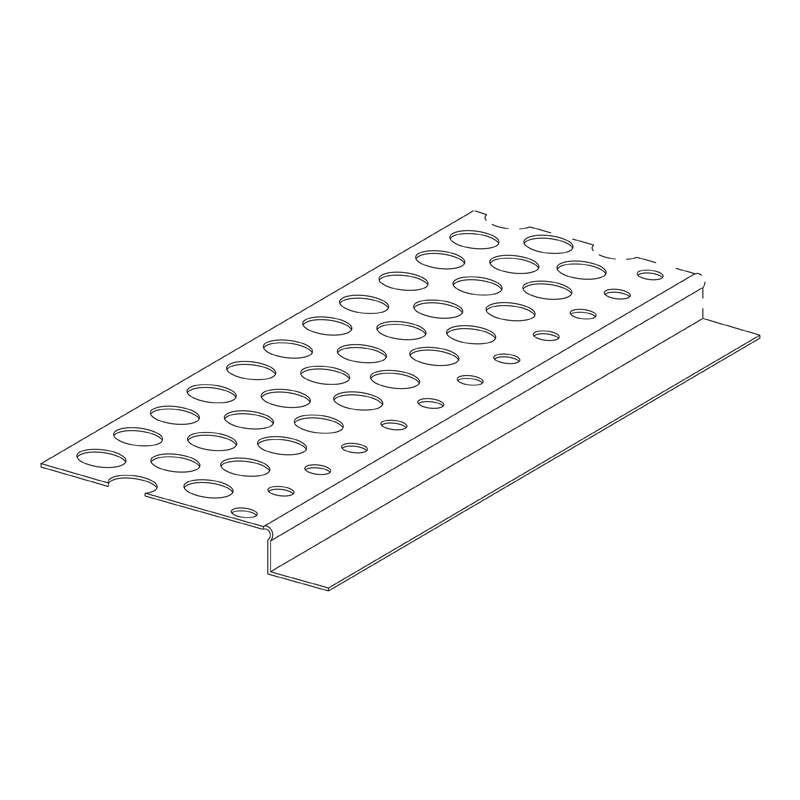 10 x 10mm Shadowline Stopping Angle