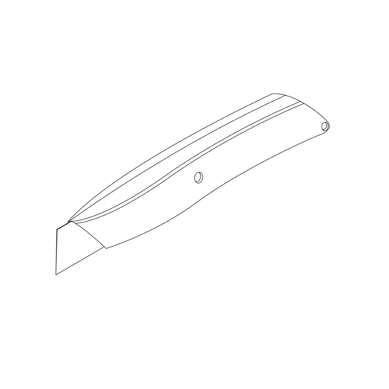 WorkShield - Fixed Blade Knife