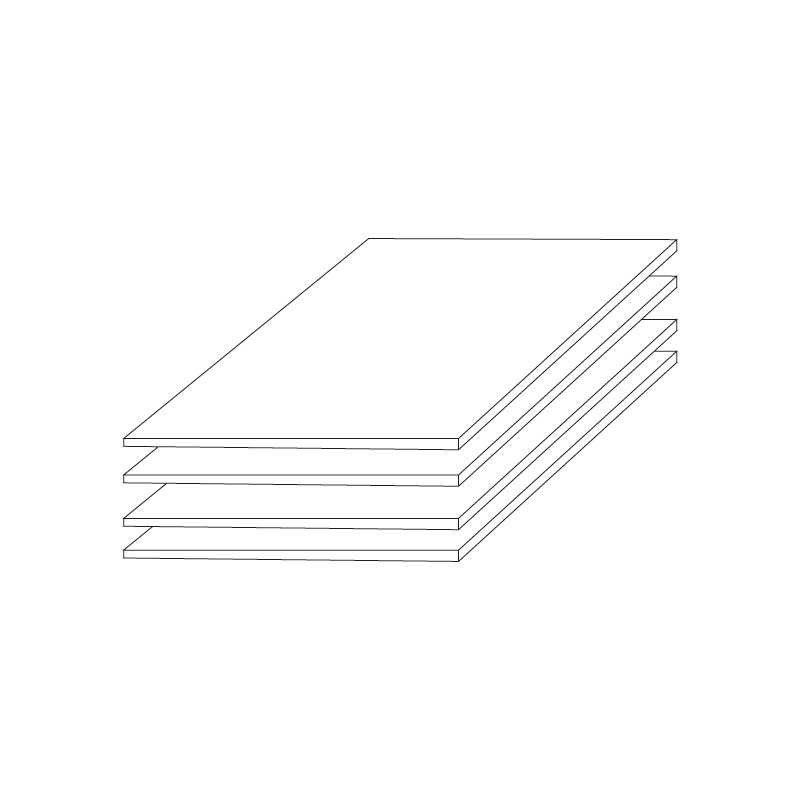 16mm Powerscape Health – Recessed Edge