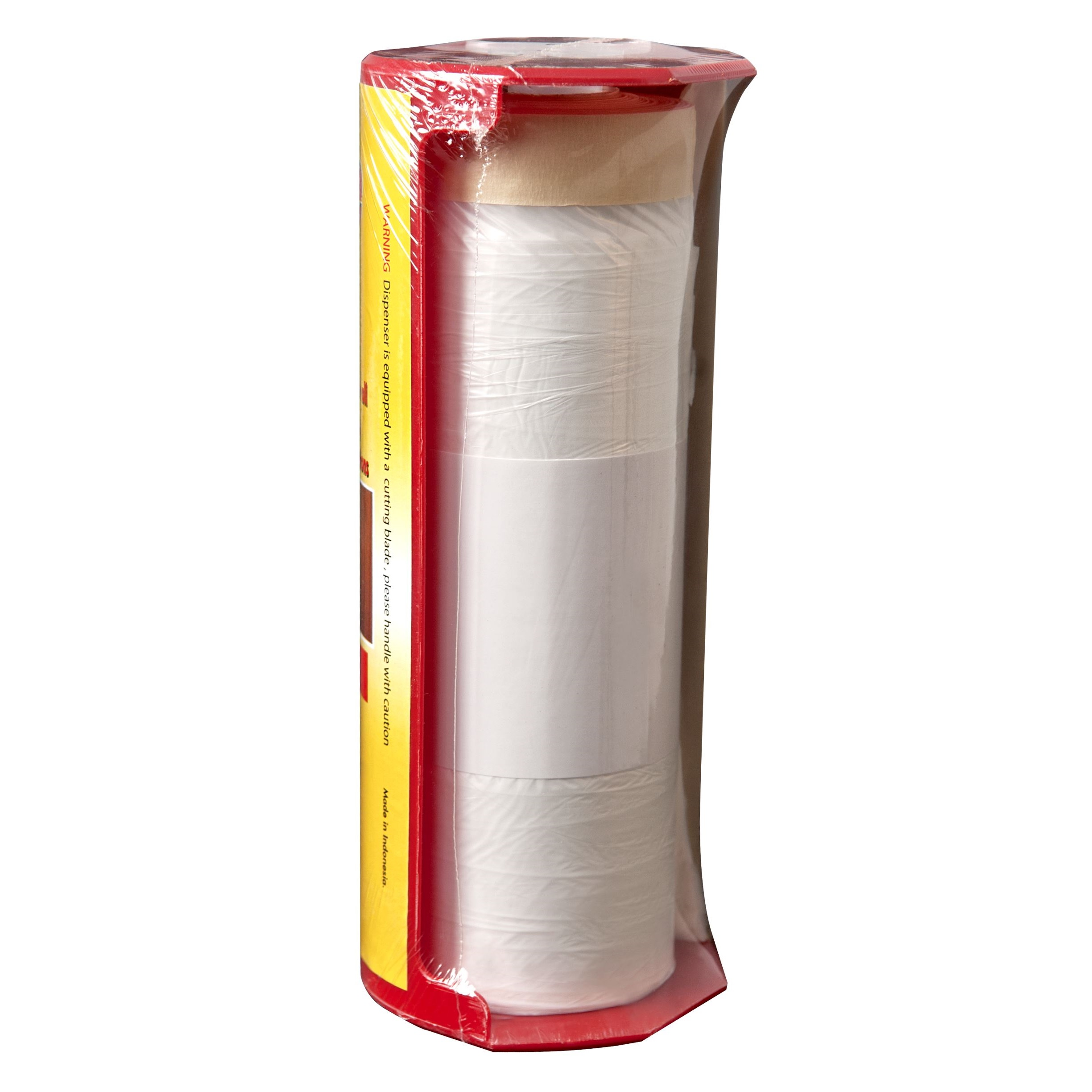 Translucent Masking Film Dispenser Roll