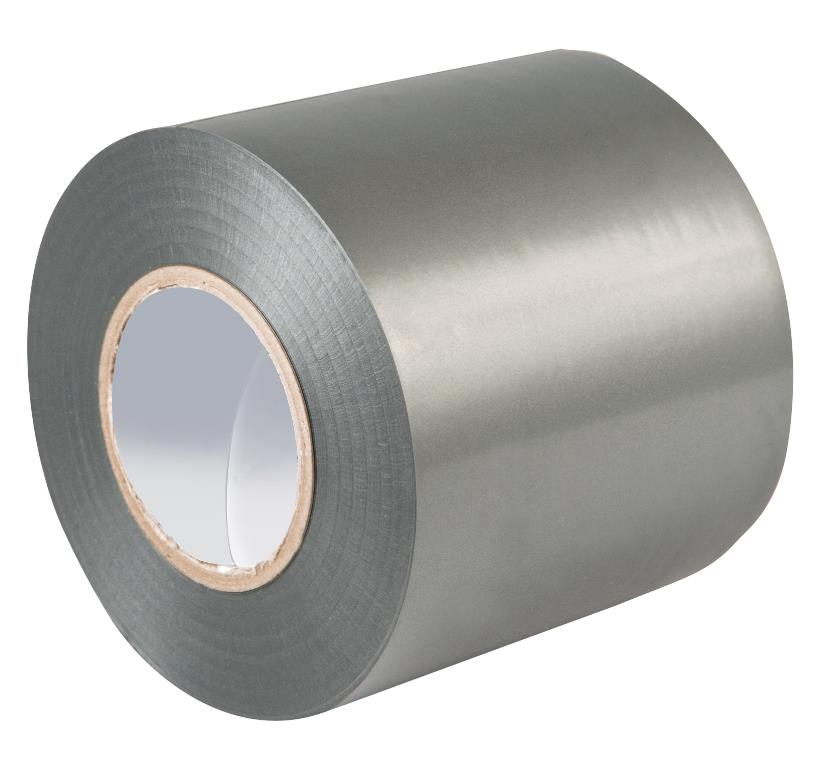 GripStik - Silver Duct Tape