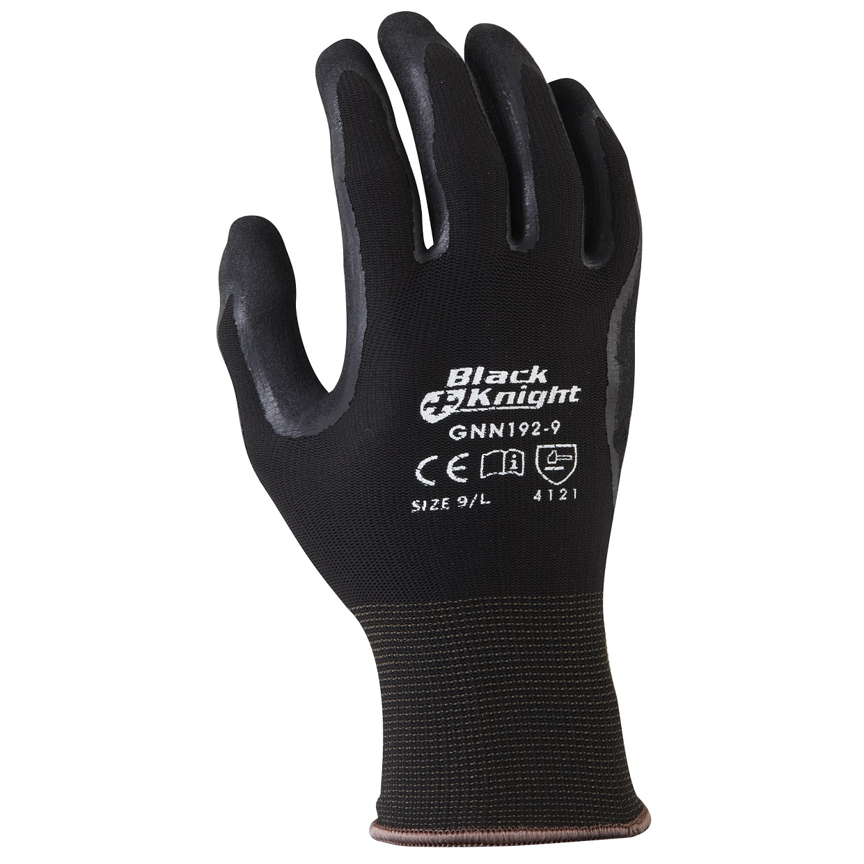 WorkShield - Nylon glove - nitrile coated