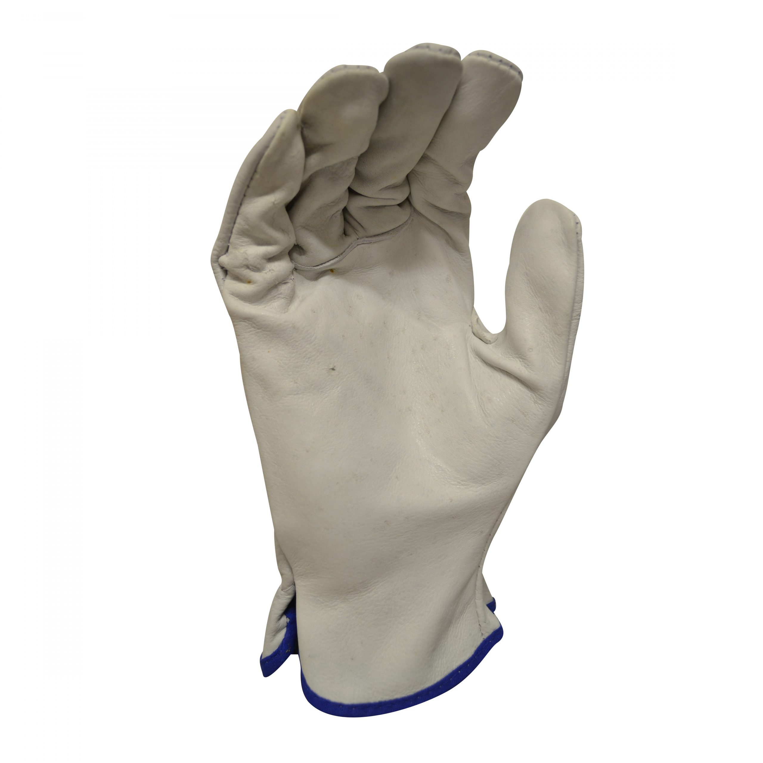WorkShield - Grey Cowgrain Riggers Glove